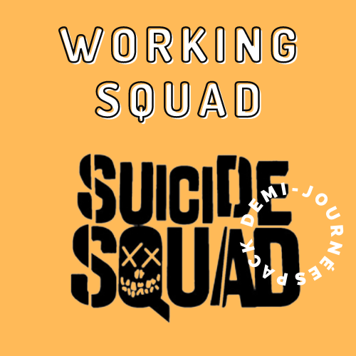 Working squad